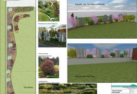 3d - Gartenplan