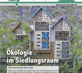 Neue Gartenzeitung Herbst 2019