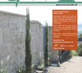Neue Gartenzeitung Herbst 2020