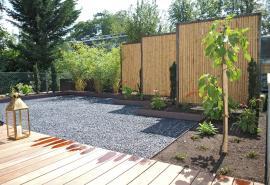Sichtschutz Gartenbau